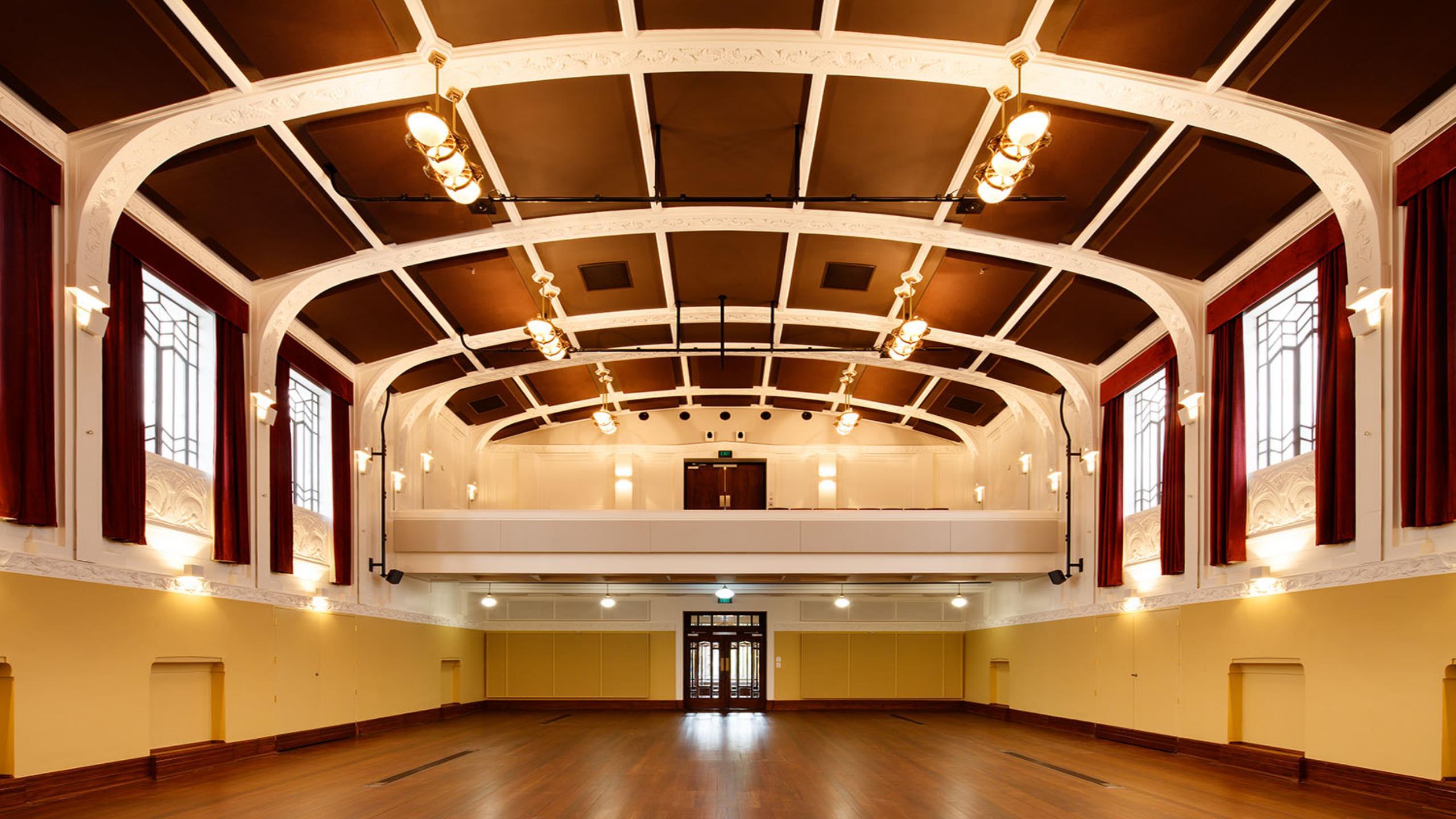 Sir Geoffrey Perin Building- Triton Fabwall & Cloud