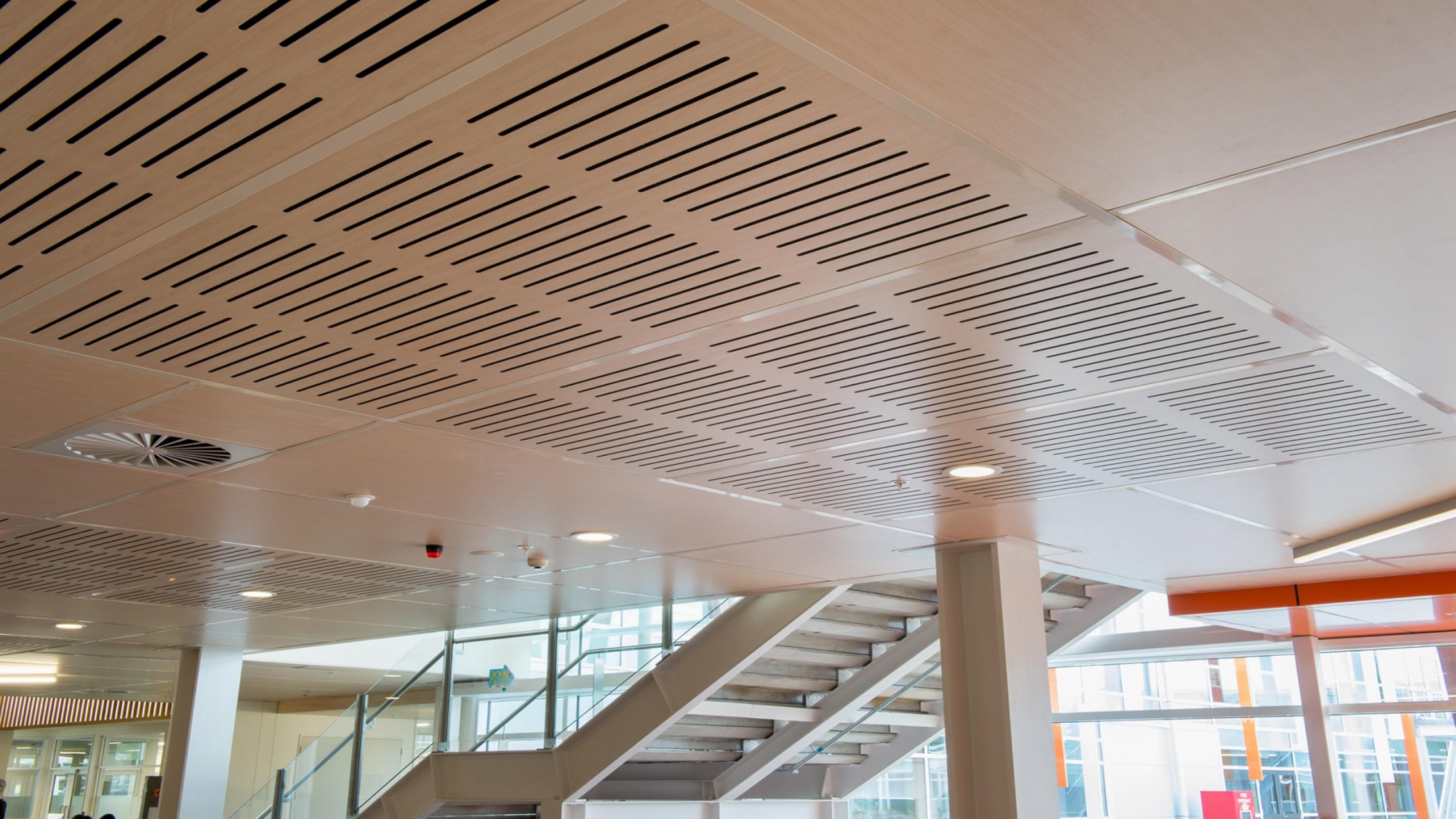 Ormiston Junior College - Triton 50 + Laminate facings