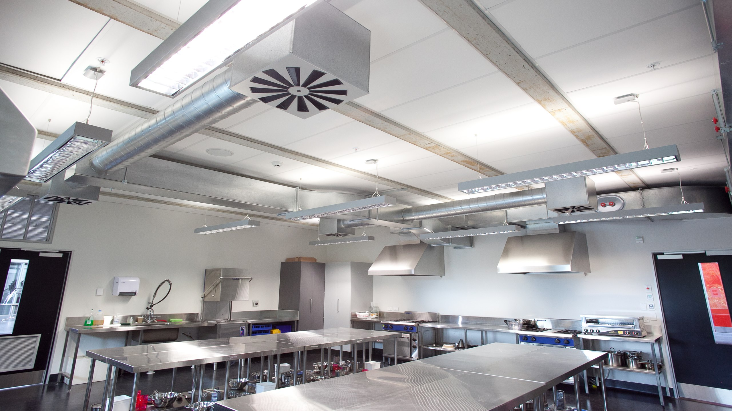 Albany High School, Food Tech Room - Triton Hygiene