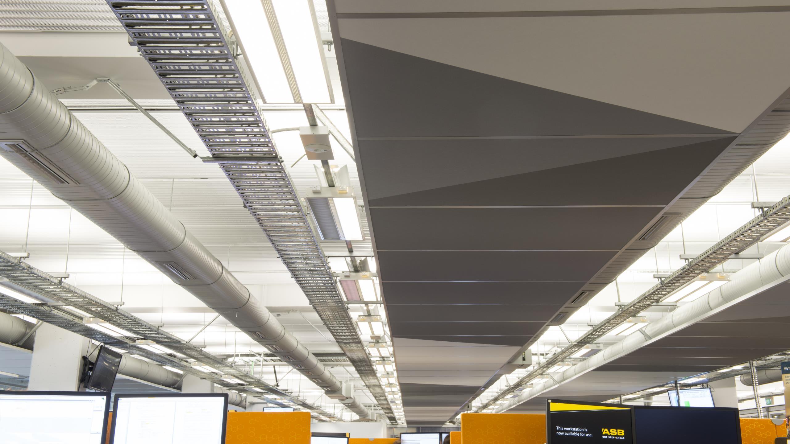 ASB C-Drive - Polyfon 40 Ceiling Tiles