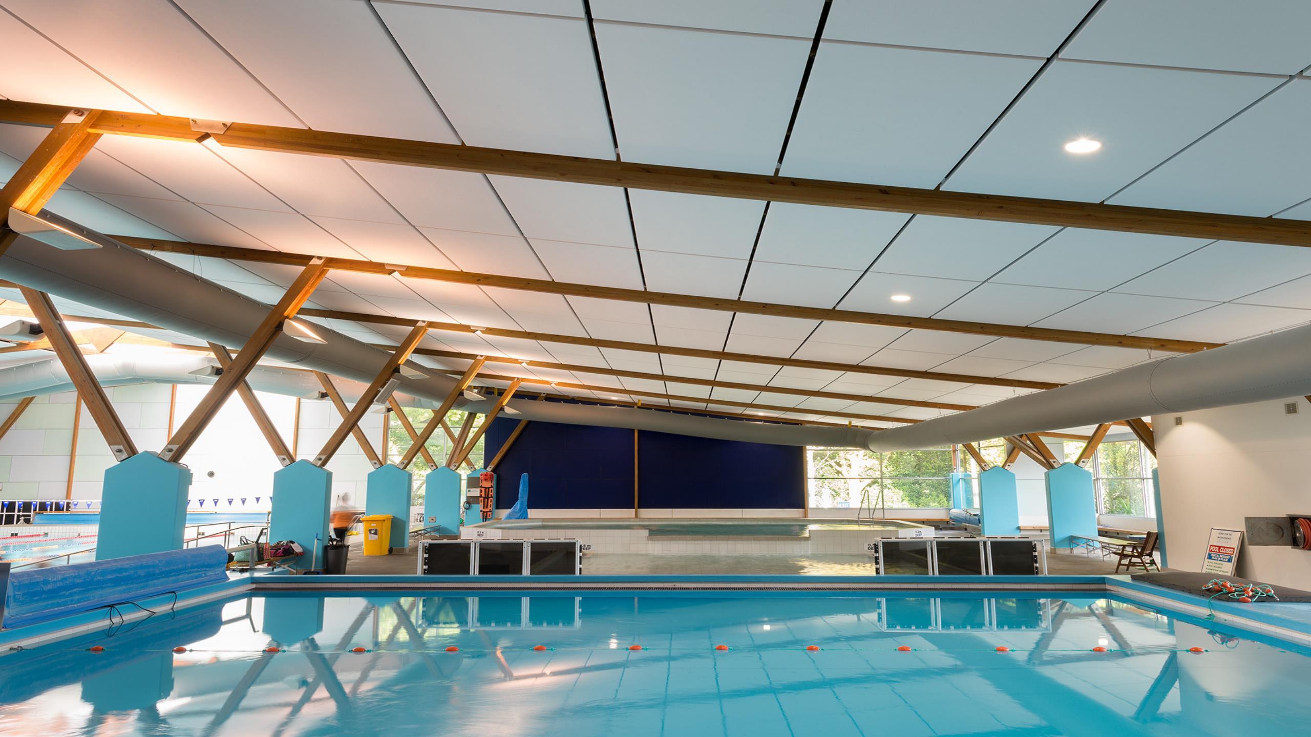 Franklin Pool - Triton Pool Panel