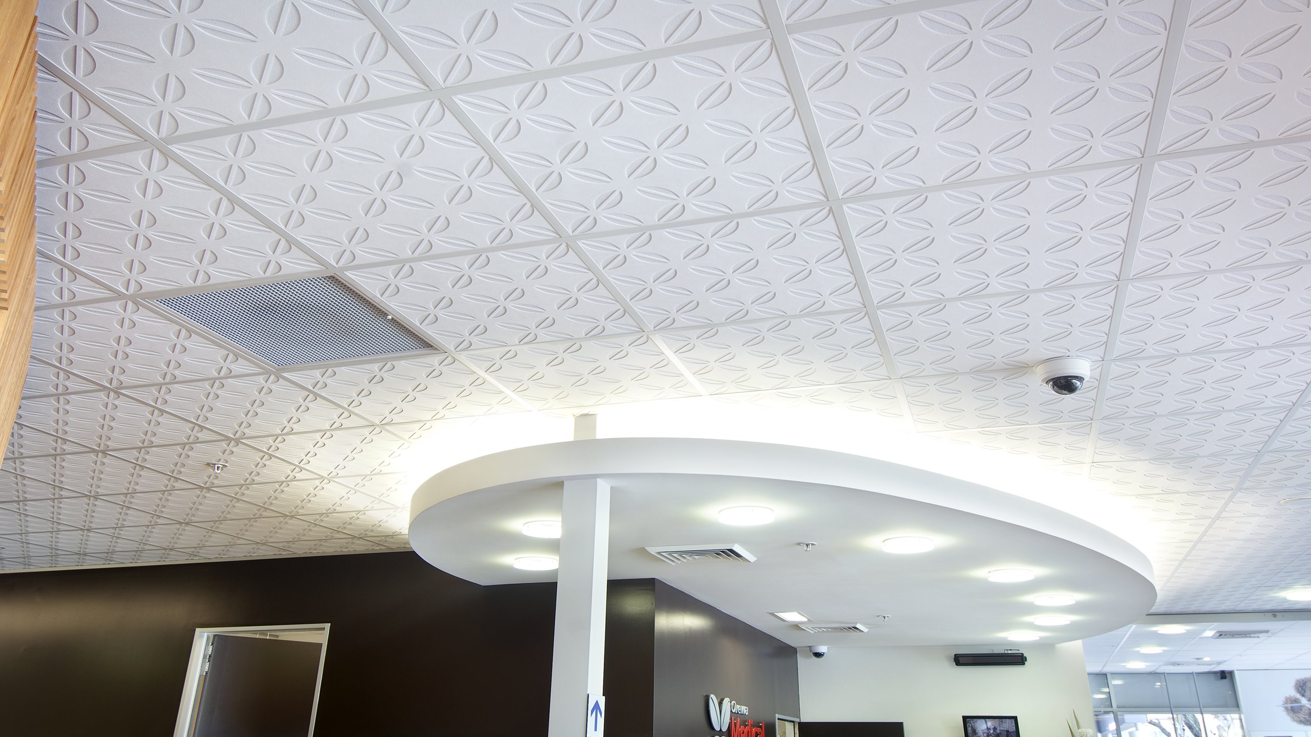 Orewa Medical Centre - Sonaris FP, white/white